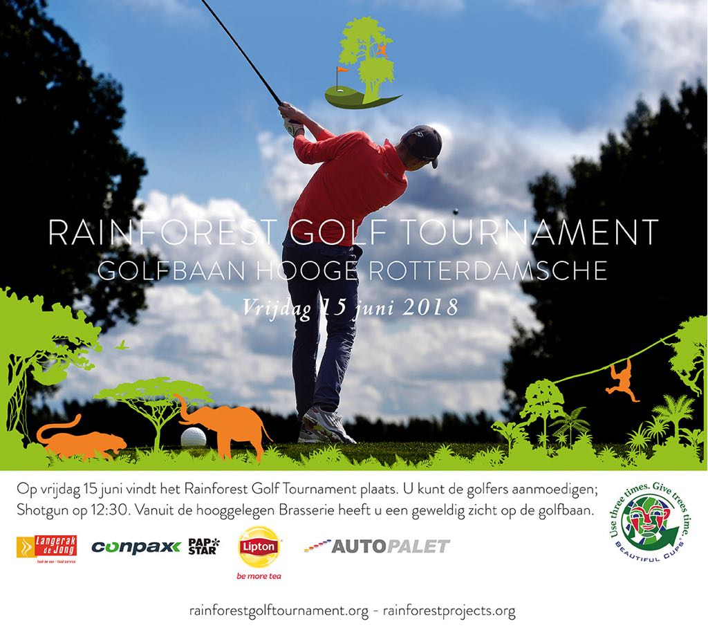 Rainforest Invitational Golf Tournament